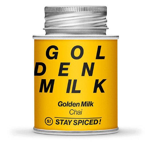 Golden Milk Chai, Schraubdose Vorderansicht