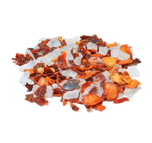 Chili-Salz mittel-scharf, Gewürzsalz