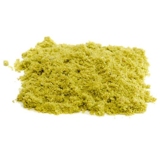Grüner Exotic Curry, fruchtige Currymischung, grün, Pulver