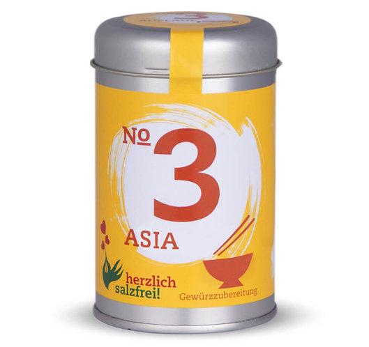 Nr. 3 Asia herzlich salzfrei - Gewürz ohne Salz