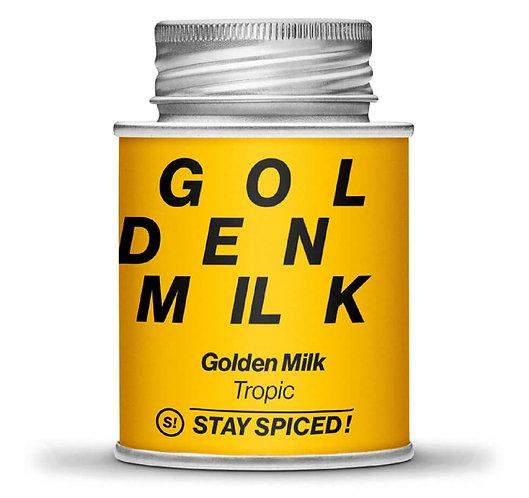 Golden Milk Tropic, Schraubdose Vorderansicht