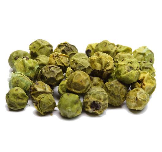 Pfeffer, grün, ganz, Malabar - 1.Qualität, getrocknet