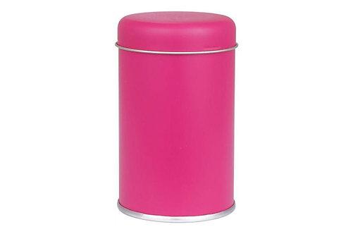 Gewürzdose pink mit Streueinsatz (Streudose 95)