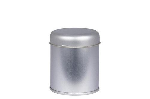 Gewürzdose silber mit Streueinsatz (Streudose 65)