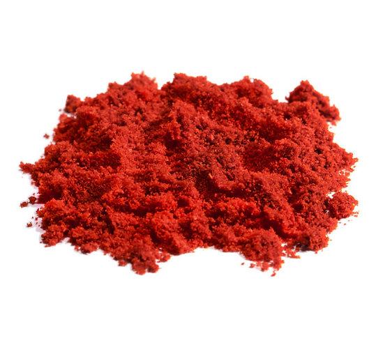 Pimenton de la Vera Doux , Paprika geraeuchert edelsüss, mild, getrocknet
