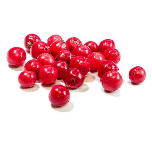 Roter Pfeffer, Rosa Beeren, ganz, handsortiert, getrocknet