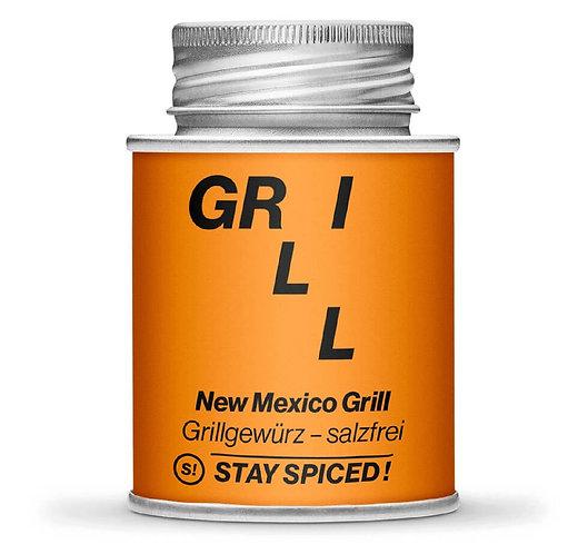 New Mexico BBQ Grillgewürz, Schraubdose, Vorderansicht