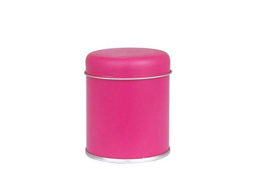 Gewürzdose pink mit Streueinsatz (Streudose 65)