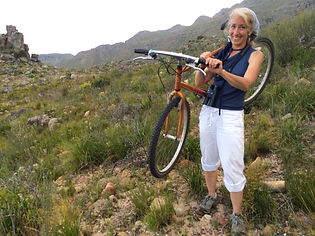Phoebe_Overland trek_BreedeRiver4Dec13JR