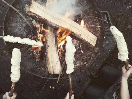 Leren vuur maken