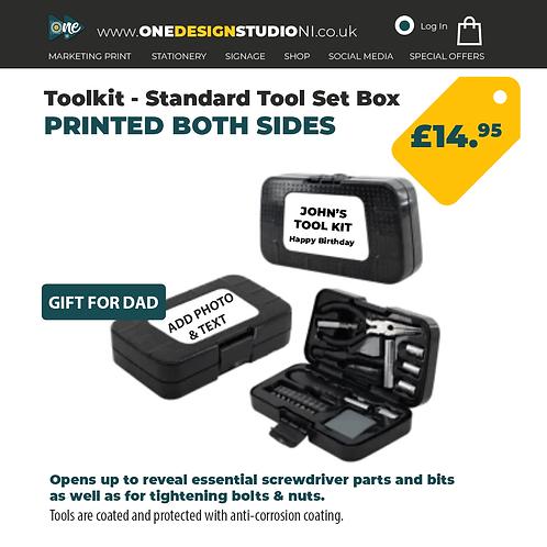 Toolkit - Standard Tool Set Box