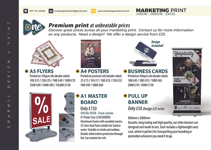 Marketing Print