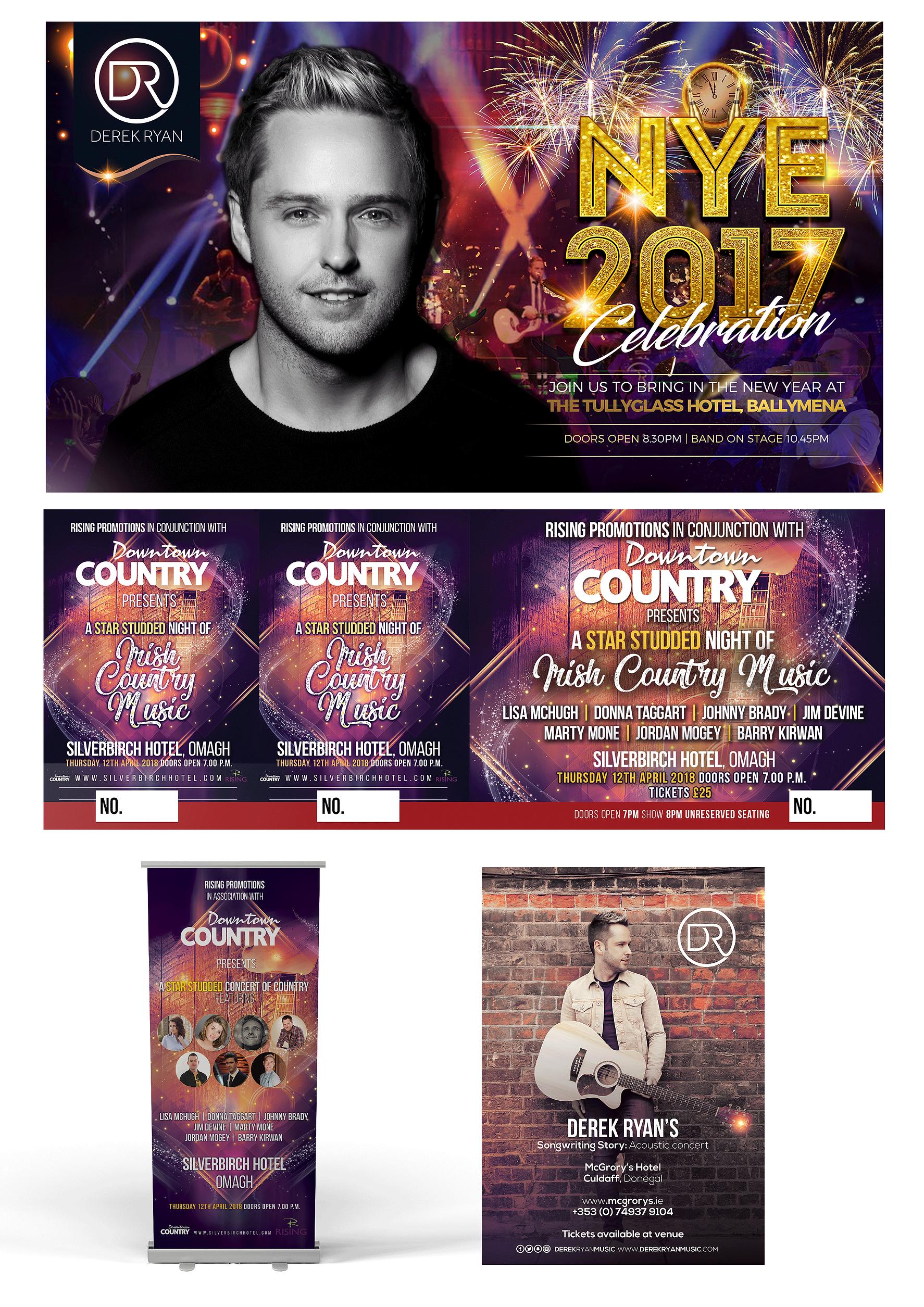 Graphic-design-tickets-pop-up-banner-pos