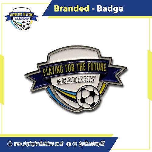 Branded Badge