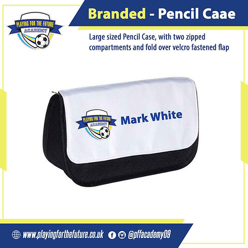 Large Branded Pencil Case