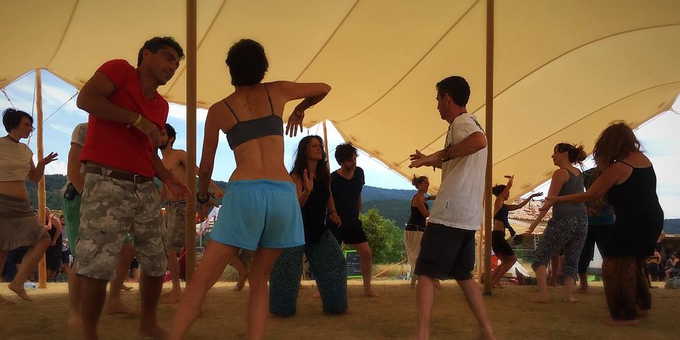 Reconnective Dance