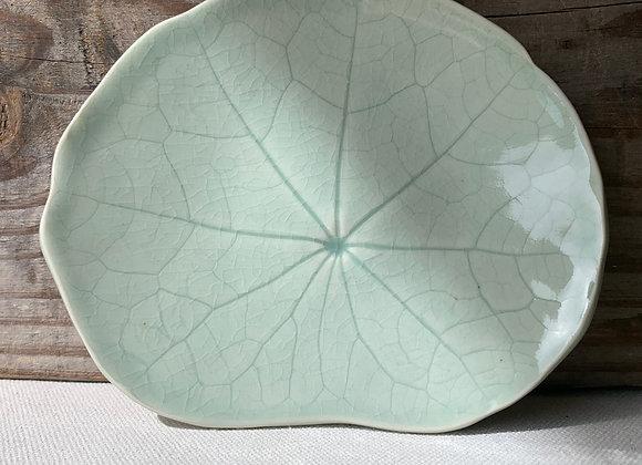 Lily Pad Jewelry Dish