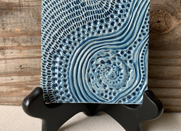 Ocean Inspired Decorative Tile