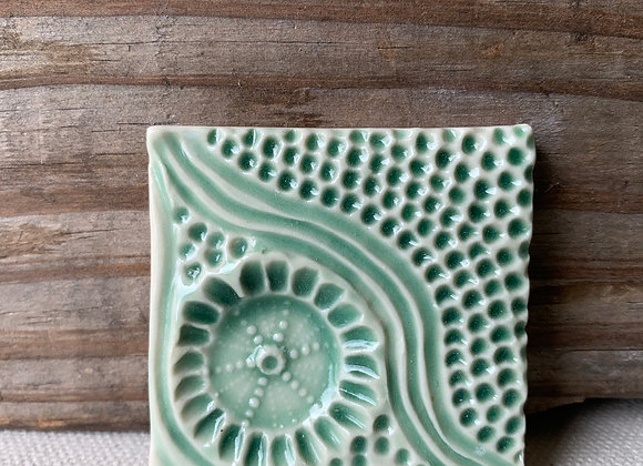 Ocean Inspired Decorative Tile
