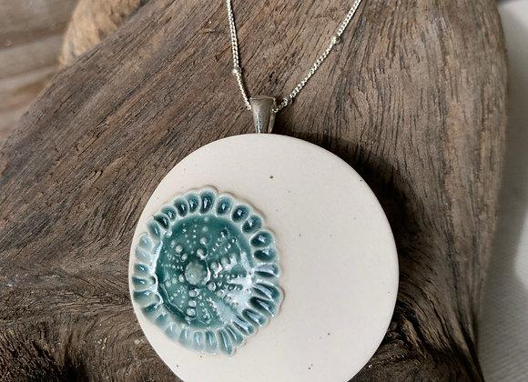 Ocean Inspired Pendant