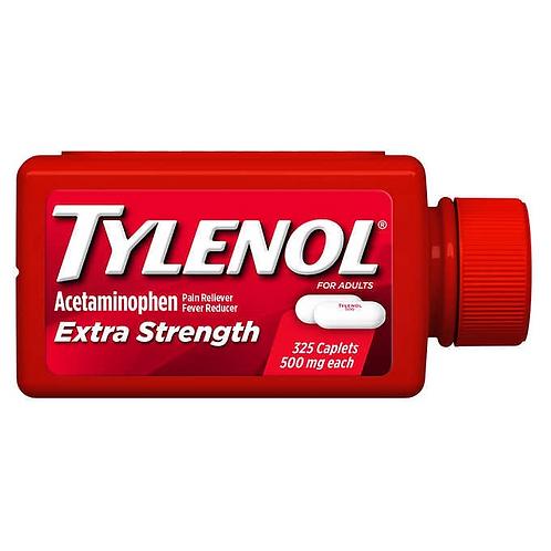 [타이레놀] 진통제 7종