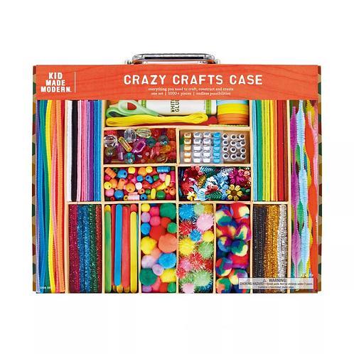 [Kid Made Modern]  Crazy Crafts Case