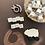 Thumbnail: [사보] 알파벳 원목 블럭세트  / 네추럴
