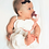 Thumbnail: [Itzy Ritzy] Sweetie Strap™ Silicone One-Piece Pacifier Clips