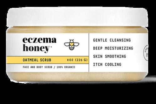 Eczema Honey Premium Oatmeal Scrub