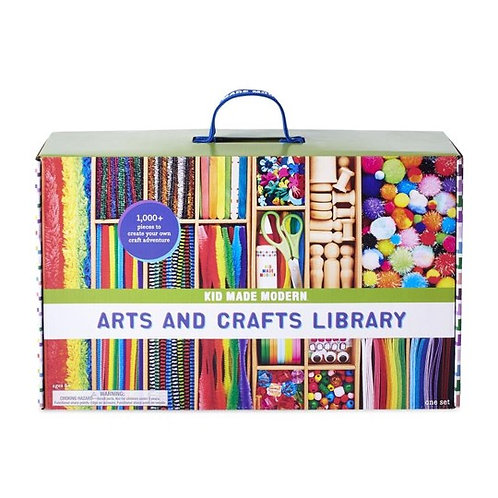 [Kid Made Modern]  Arts and Crafts Library