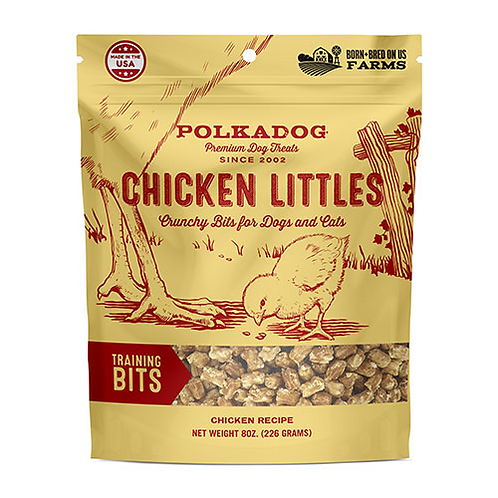 Chicken Littles - Training Bits 8oz Bag