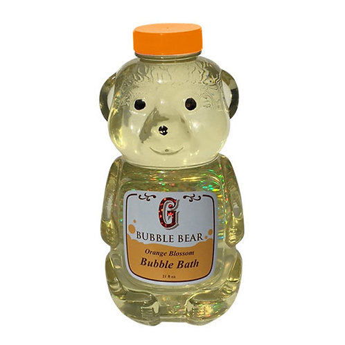 Orange Blossom Bubble Bear
