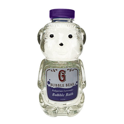 Bulgarian Lavender Bubble Bear