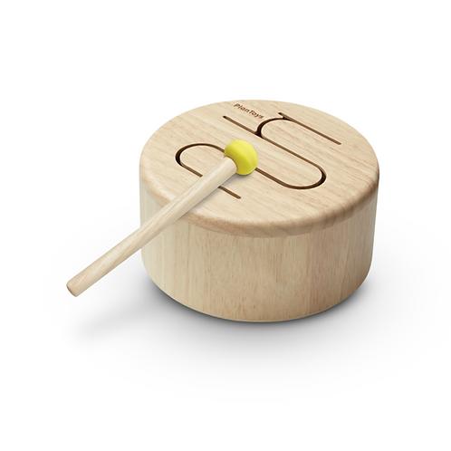 [플랜토이] 원목 드럼