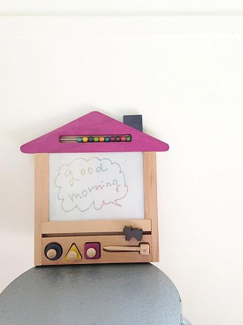 [Kiko&gg] Magic Drawing Board Pink