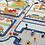 Thumbnail: [IVI] 자동차 트렉 놀이 러그 /블루