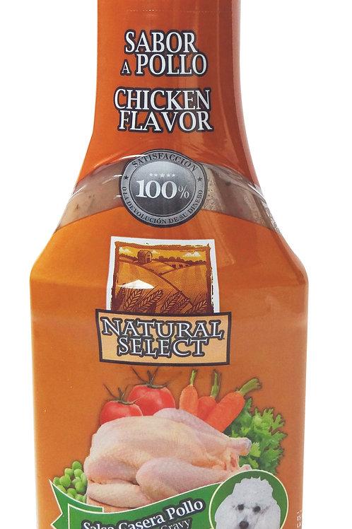 Salsa Sabor pollo y tocino
