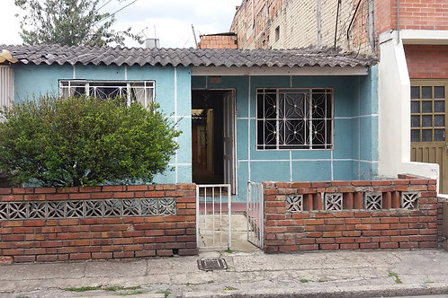 Casa Lote Camilo Torres Kennedy