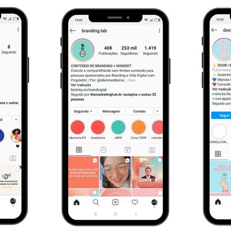 Contas do Instagram para quem produz conteúdo pt. 2