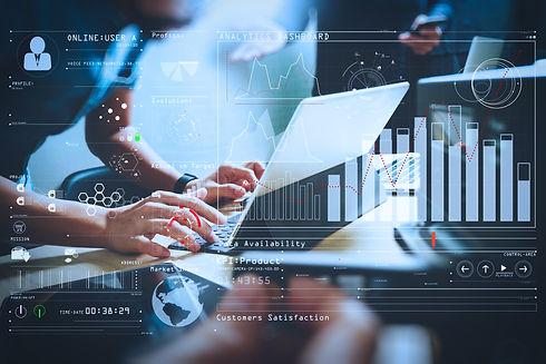Intelligence (BI) and business analytics