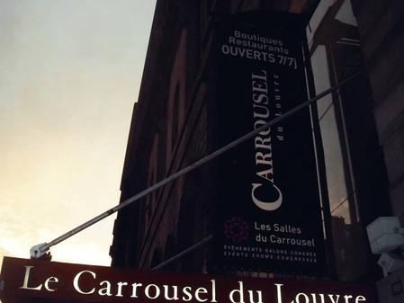 JOSEPHINE BONI' - GALLERIA D'ARTE IN ARTSHOPPING, CAROUSEL DU LOUVRE, PARIS