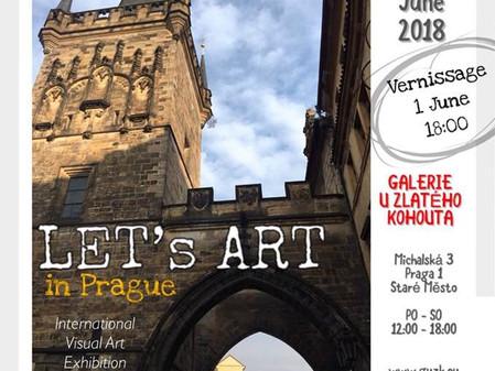 LET'S ART IN PRAGUE