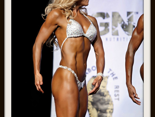 Pictures from the Sac Pro Show Fitness Competition