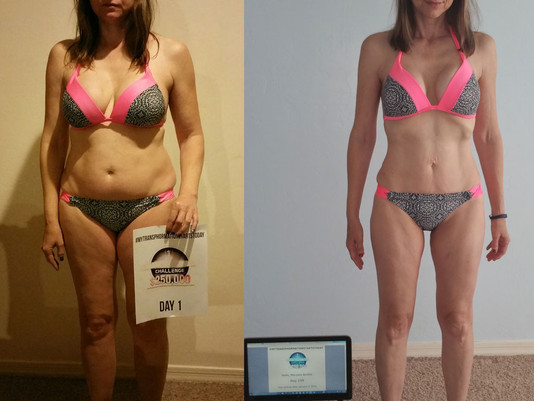 Proof that fat loss is mainly about nutrition (30 pounds at age 50).