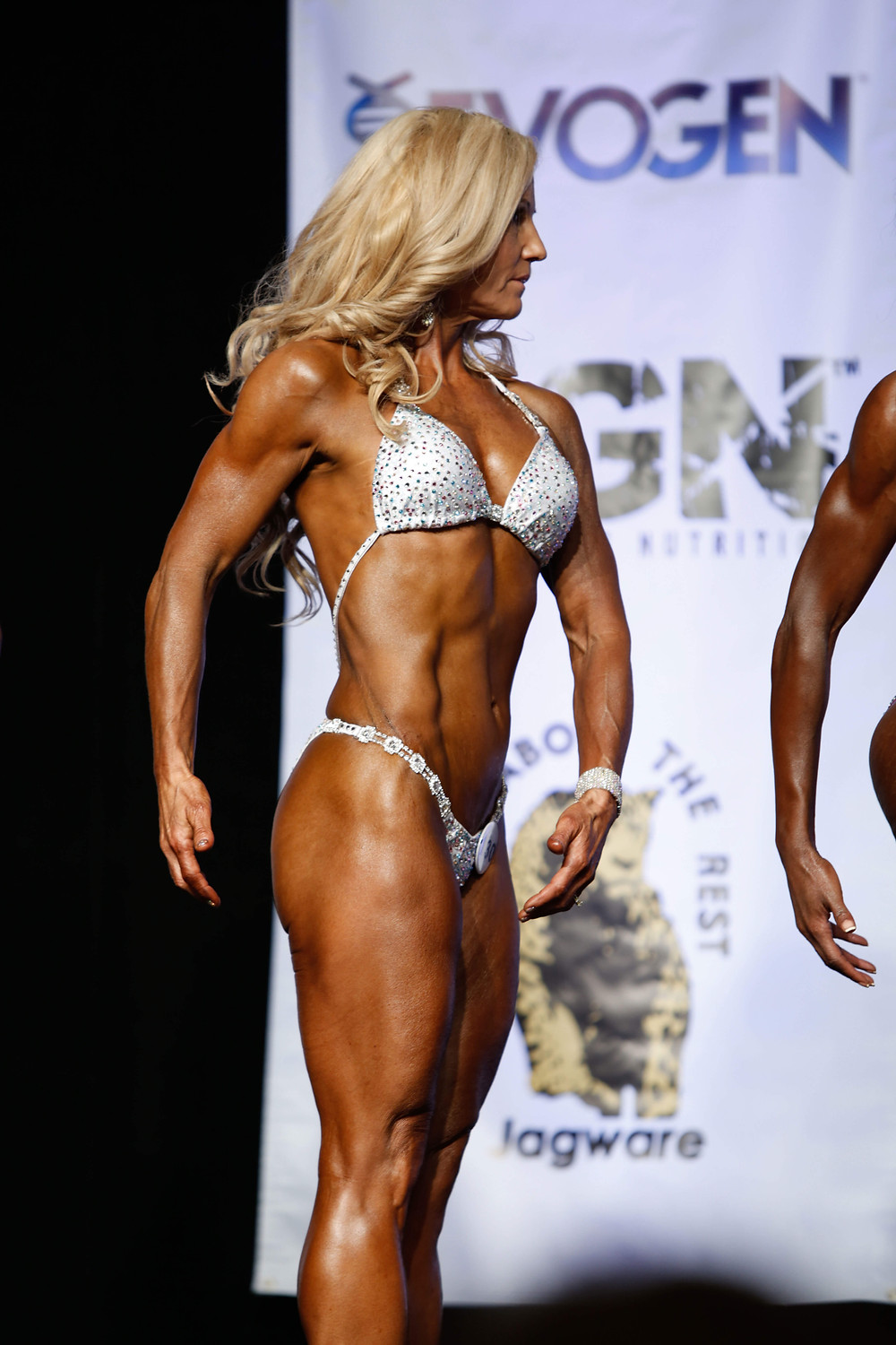 53 year old fitness competitor