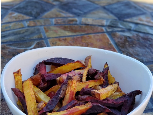 Red and Gold Superfoods