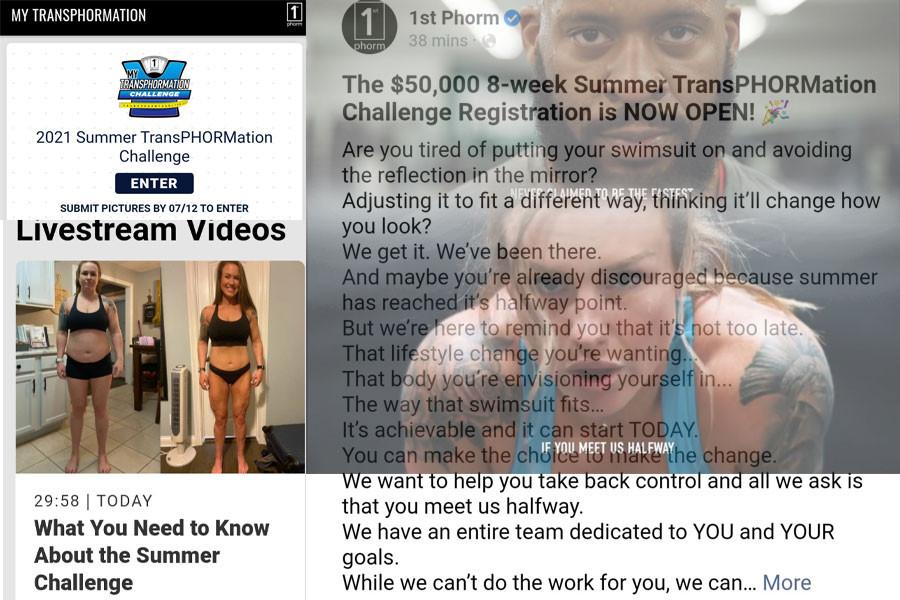 Summer Fitness Challenge 2021
