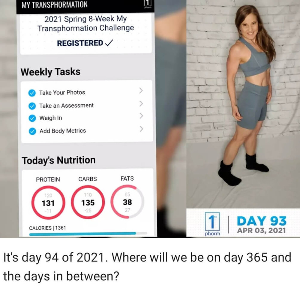 Roberta Advisor 1st Phorm App 60 year old full body picture
