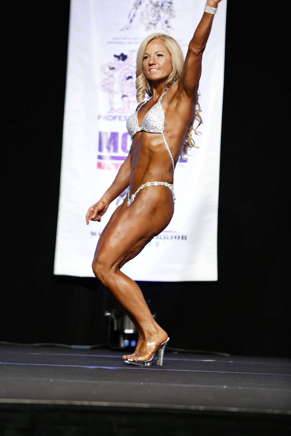 fitness competitor got wrinkles