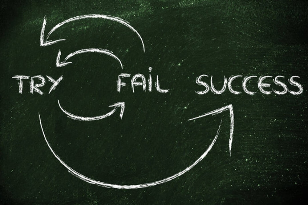 try fail success loop